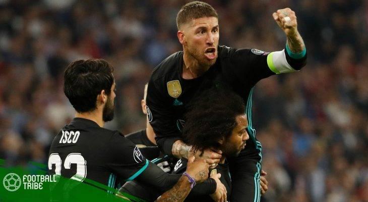 Bayern Munich 1-2 Real Madrid: Đương kim vô địch vững bước