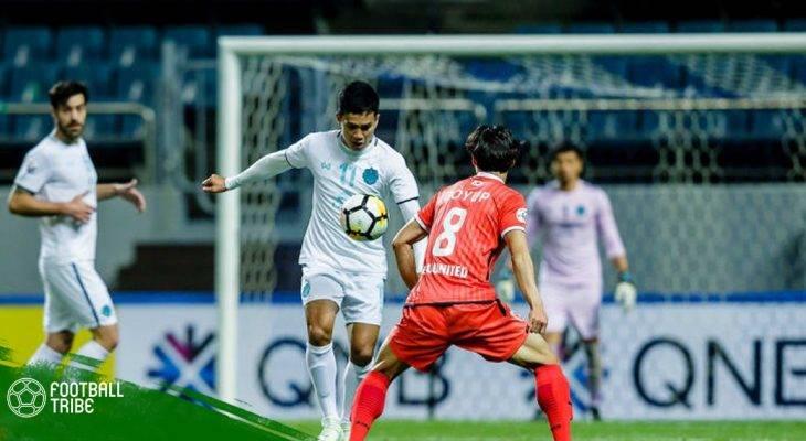 Buriram United dừng bước tại AFC Champions League