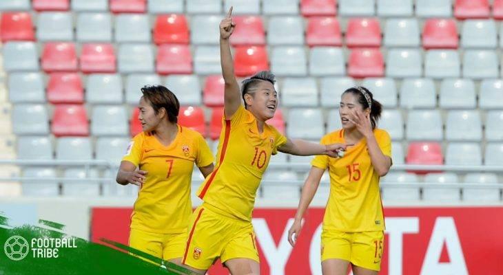 Giành vé World Cup, ĐT nữ Trung Quốc vẫn chia tay HLV người Iceland