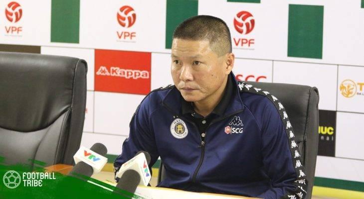 Chuyển động bóng đá Việt Nam 15/4: HLV Hà Nội FC bất ngờ với trận thắng đậm
