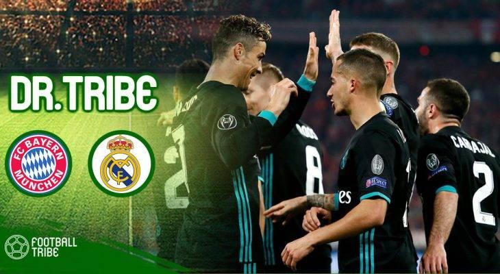 Dr.Tribe: Real Madrid – Bóng Kền Kền che rợp trời Âu