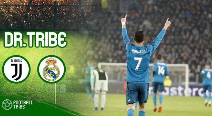 Dr Tribe: Cristiano và Real Madrid chinh phục thành Turin