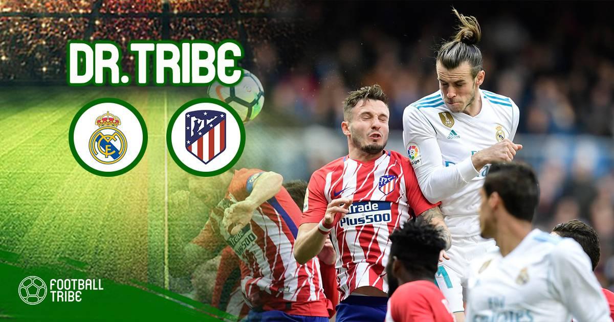Dr Tribe: Derby Madrid khởi động cho chặng nước rút