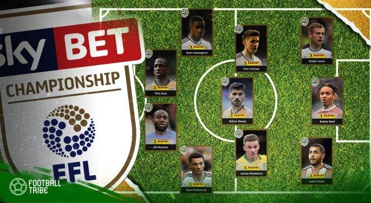 Đội hình tiêu biểu giải Hạng nhất Anh của PFA: Wolverhampton và Fulham thống trị