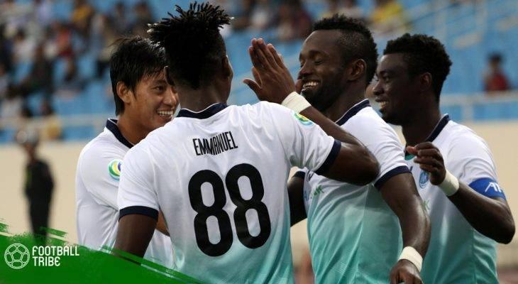 AFC Cup 2018: Xác định các cặp knock out khu vực Đông Nam Á