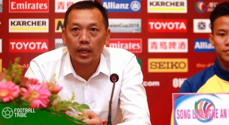 SLNA quyết giành vé đi tiếp ở AFC Cup