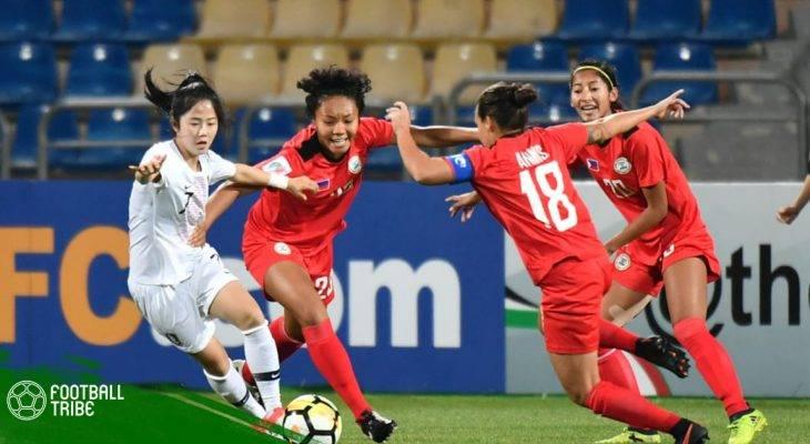 ĐT nữ Hàn Quốc giành quyền dự World Cup 2019