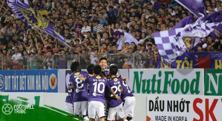 """Chuyển động bóng đá Việt Nam 17/4: Hà Nội FC được """"thưởng"""" sau trận thắng SHB Đà Nẵng"""
