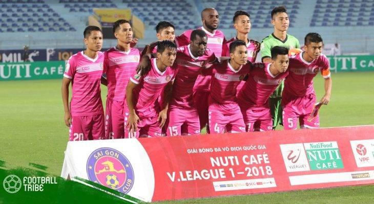 """Chuyển động bóng đá Việt Nam ngày 23/4: """"Bầu"""" Hiển thưởng nóng cho Sài Gòn FC"""