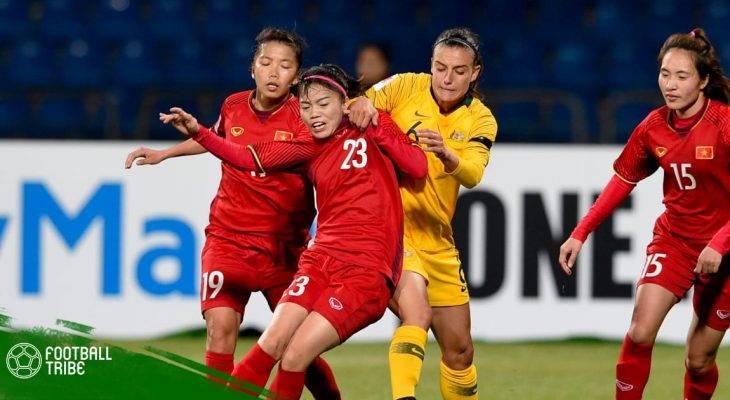 Chuyển động bóng đá Việt Nam 13/4: ĐT nữ Việt Nam quyết đấu Hàn Quốc