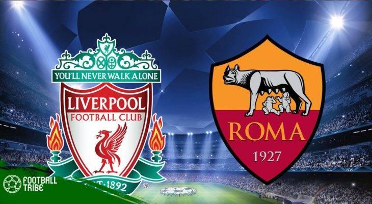 """Đội hình """"siêu tấn công"""" kết hợp giữa Liverpool và AS Roma"""
