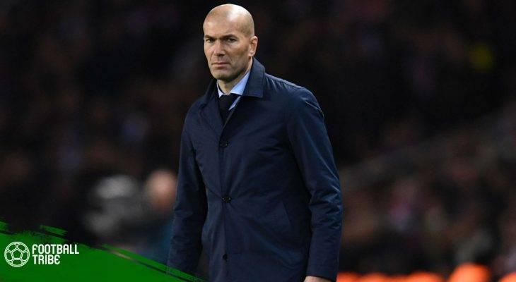 Vòng 32 La Liga: Zinedine Zidane để bốn học trò cưng nghỉ ngơi