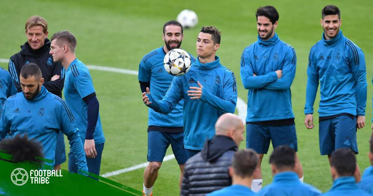 Điểm tin Real Madri 7/4: Quyết định của Cristiano