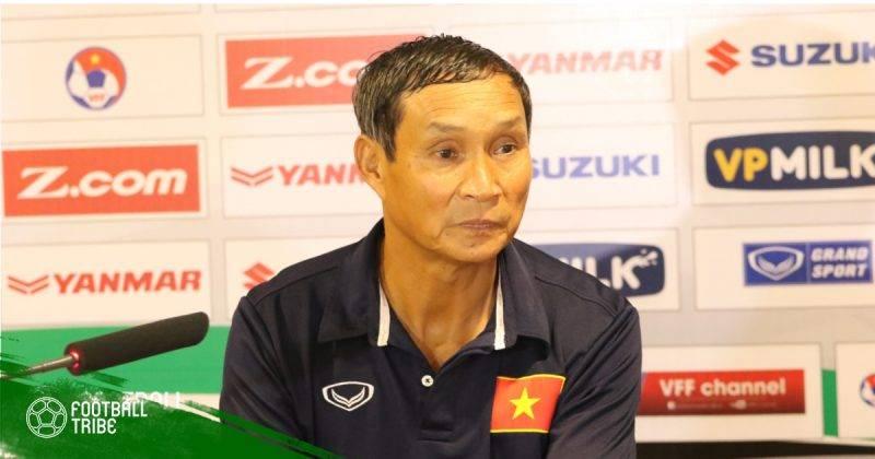 HLV Mai Đức Chung nói gì sau khi ĐT nữ Việt Nam vào bán kết SEA Games?