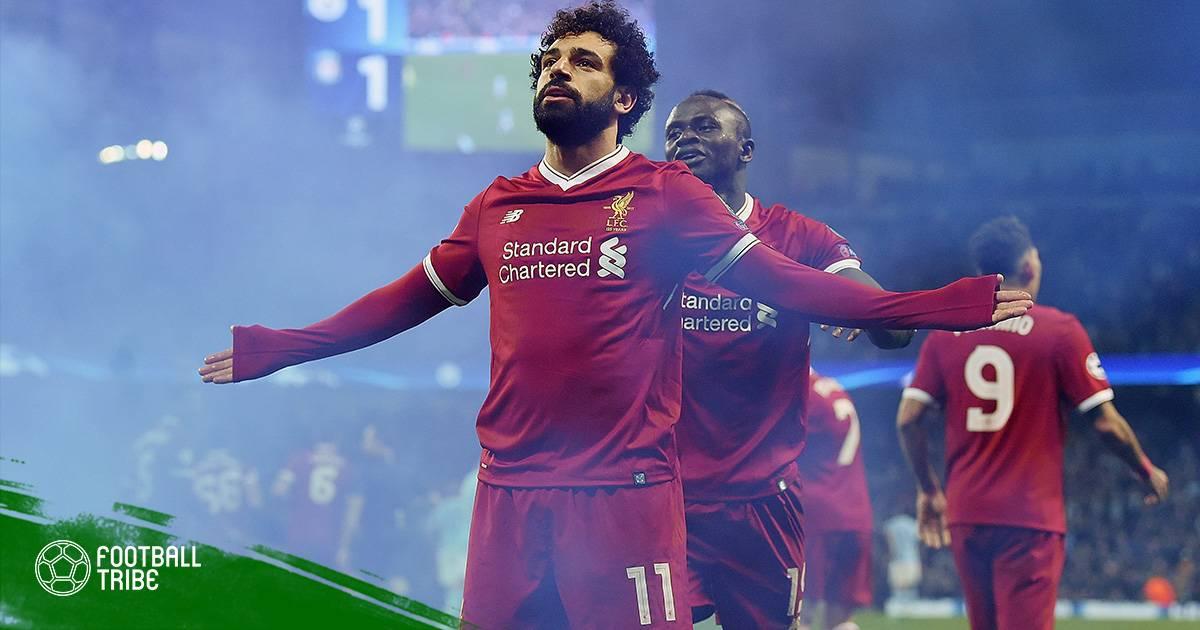 Mohamed Salah được đứng tên tại đất Thánh