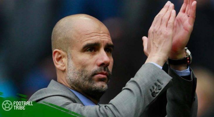 Manchester City vung tiền giữ Pep Guardiola