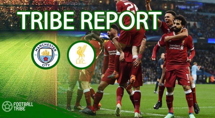 Manchester City 1-2 Liverpool: The Kop hiên ngang vào bán kết