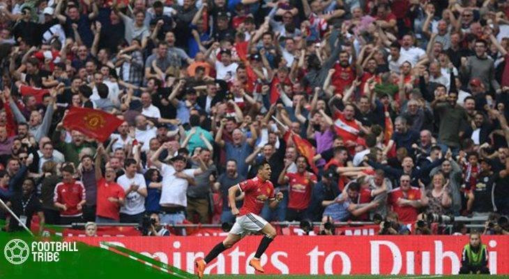 Manchester United 2-1 Tottenham: Vé chung kết FA Cup cho Quỷ Đỏ