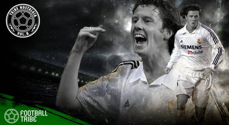 """Steve McManaman – Viên kim cương giữa """"dải ngân hà"""" Real Madrid"""
