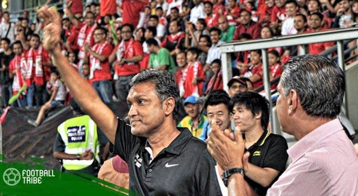 ĐT Singapore chia tay HLV trưởng trước lễ bốc thăm AFF Cup