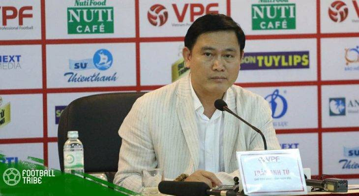 Ông Trần Anh Tú tiếp tục làm Tổng giám đốc VPF