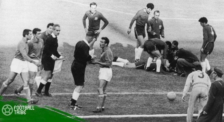 Ký ức World Cup 1962: Trận chiến ở Santiago
