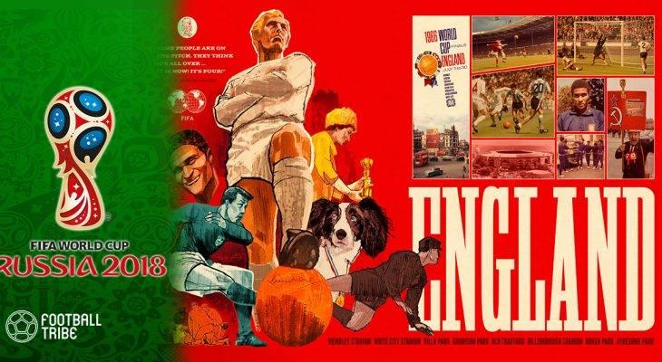 Lịch sử World Cup 1966: Bóng đá trở về nhà