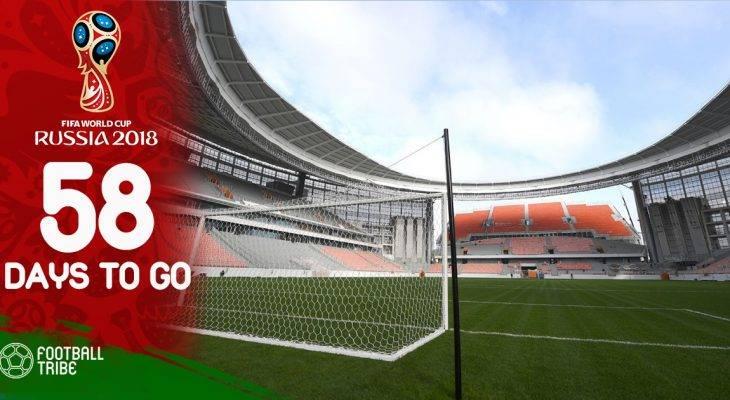 """World Cup còn 58 ngày: Khám phá cầu trường """"độc"""" Ekaterinburg Arena"""