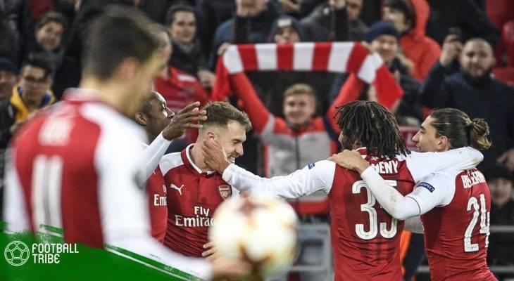 Arsenal – Atletico Madrid: Chung kết sớm!