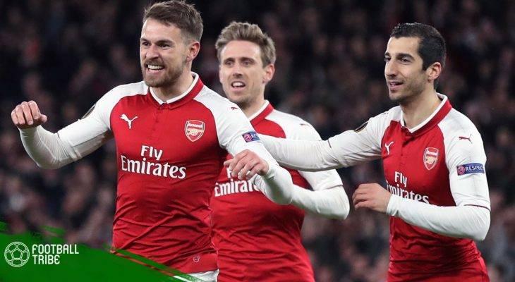 Bản tin chiều 10/4: Arsenal chuẩn bị có nhà tài trợ áo đấu mới