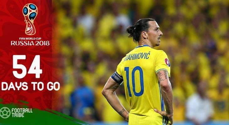 World Cup còn 54 ngày: 'Gương mặt' Ibrahimovic sẽ xuất hiện tại Nga