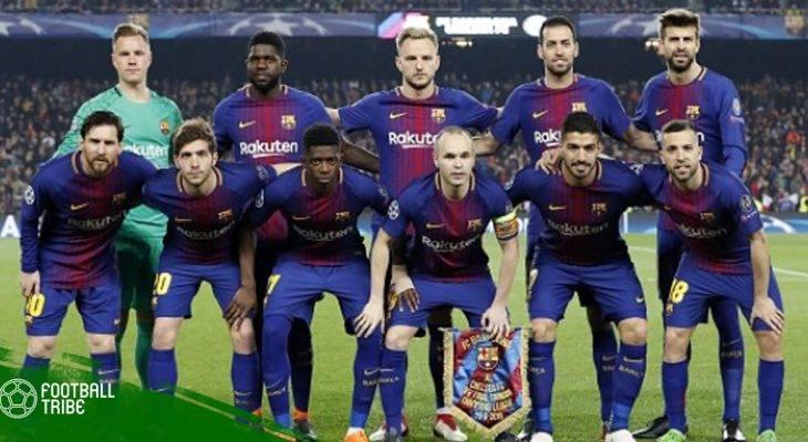 Điểm tin Barcelona: Busquets tái xuất, sẵn sàng đấu AS Roma