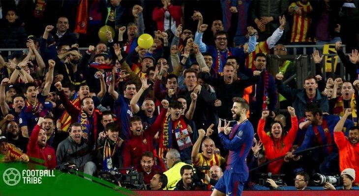 """Để CĐV """"làm loạn"""", Barca chuẩn bị nhận án phạt từ UEFA"""