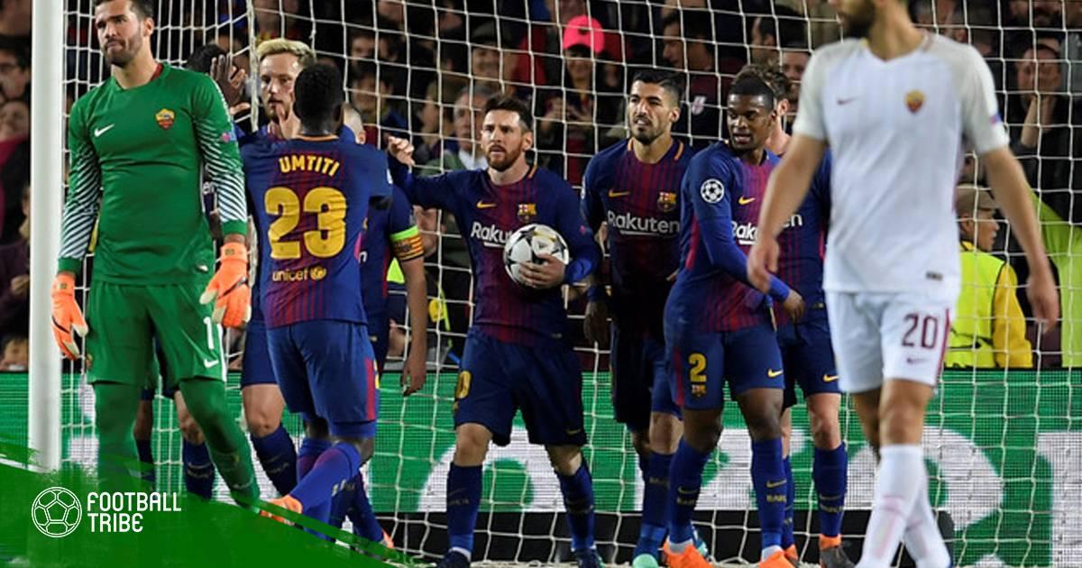 Điểm tin Barca ngày 5/4: Messi được vinh danh trên sân Camp Nou