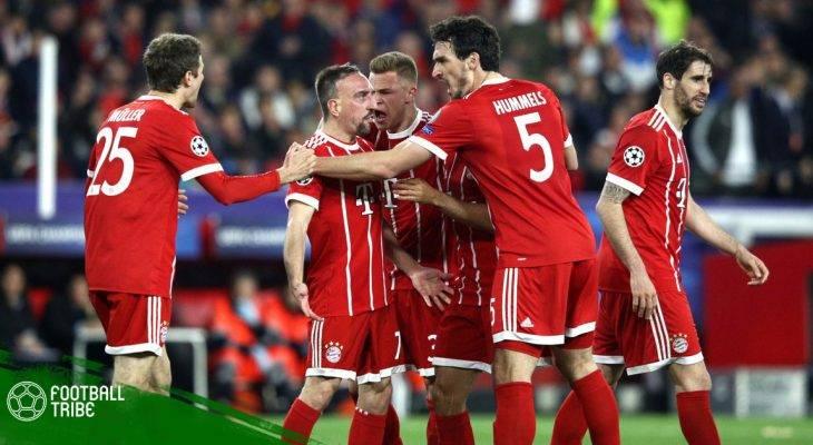 Bản tin trưa 4/4: Bayern nắm lợi thế trước trận Tứ kết lượt về Champions League