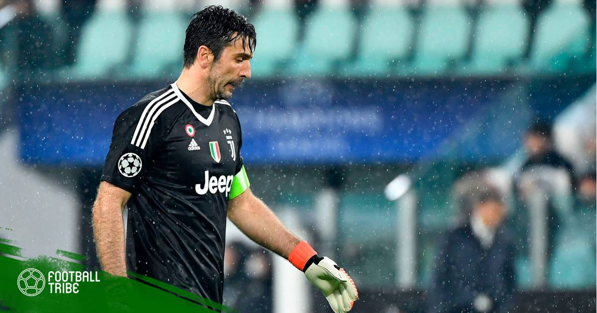 Bản tin tối 11/5: Buffon chính thức bị UEFA luận tội