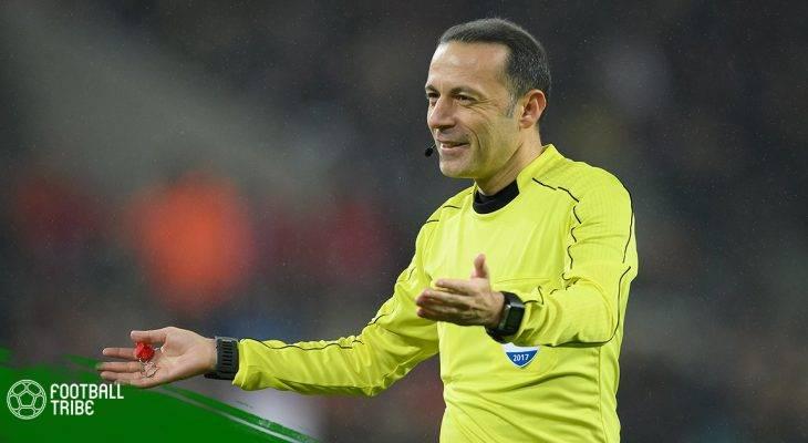 Bản tin tối 2/4: Trọng tài Cuneyt Cakir bắt chính trận Juventus – Real Madrid