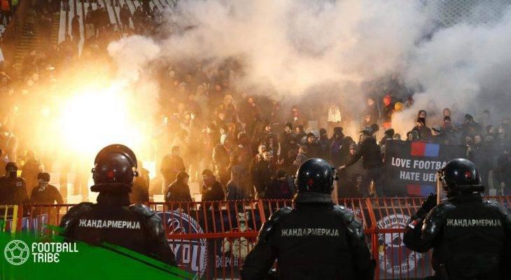 An ninh thắt chặt trước trận Arsenal – CSKA Moscow