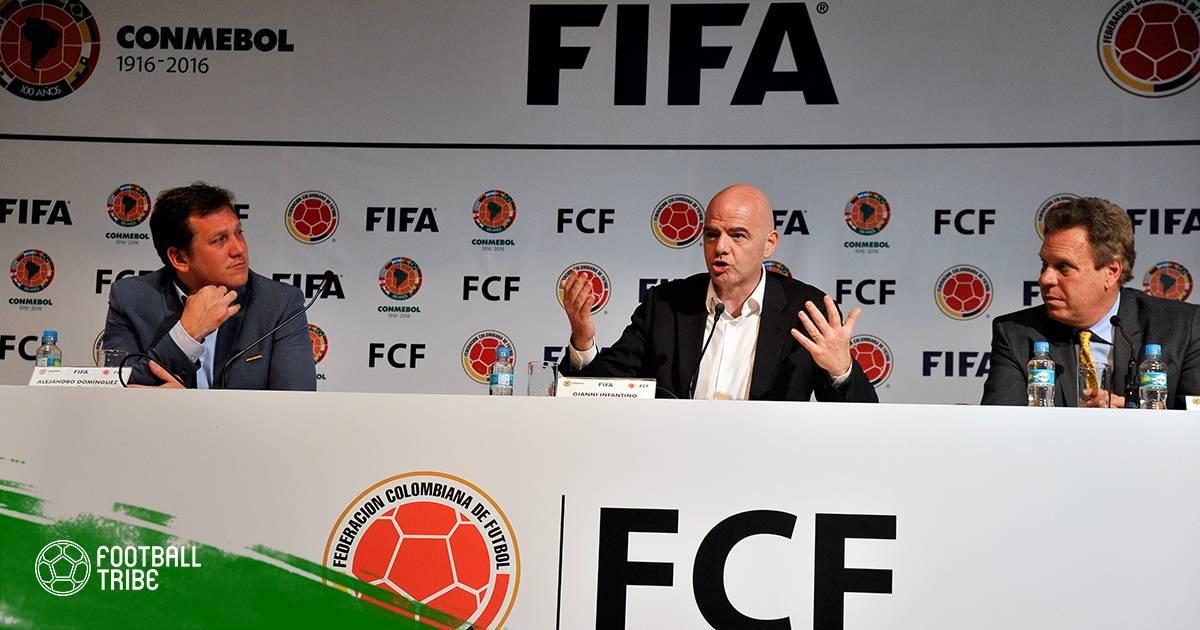 """FIFA và UEFA tranh cãi nảy lửa về ý tưởng """"siêu giải đấu"""""""