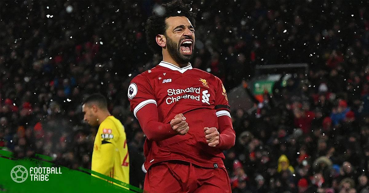 Mohamed Salah: Thành công mang đậm dấu ấn chiến thuật Jurgen Klopp