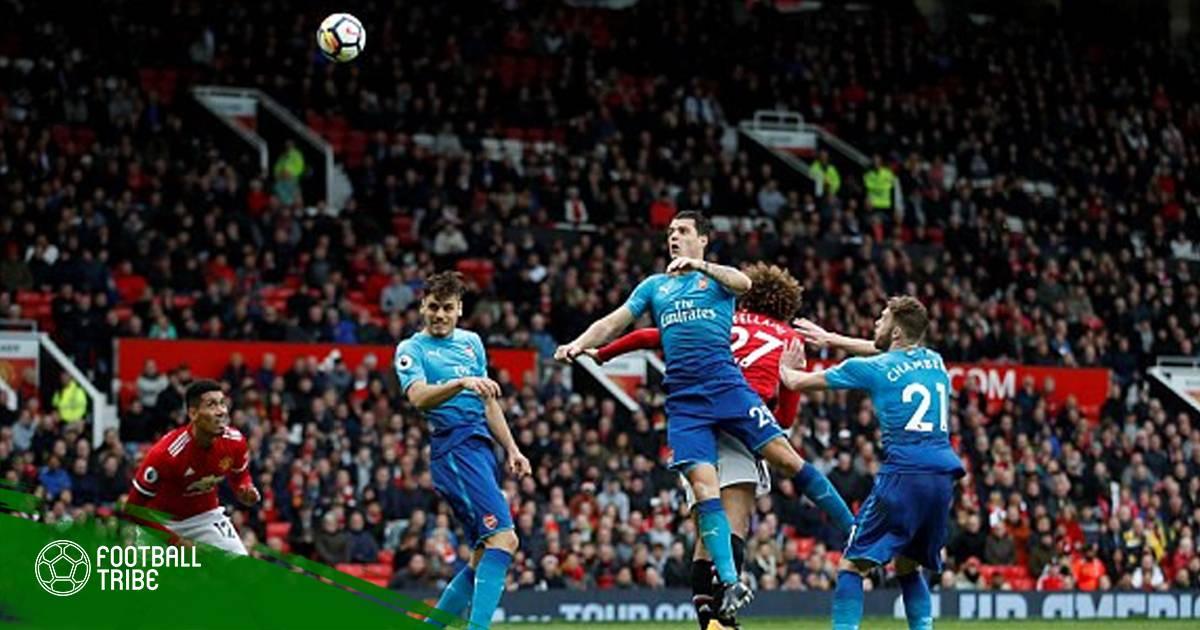 Manchester United 2 – 1 Arsenal: Giáo sư bị khuất phục trong lần cuối đối đầu Manchester United