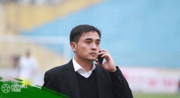 FLC Thanh Hóa công bố tân huấn luyện viên trưởng