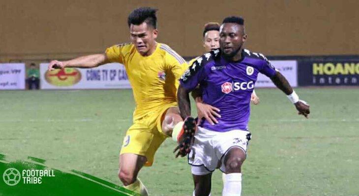 Phí Minh Long tỏa sáng, Hà Nội FC đánh bại Đắk Lắk sau loạt luân lưu
