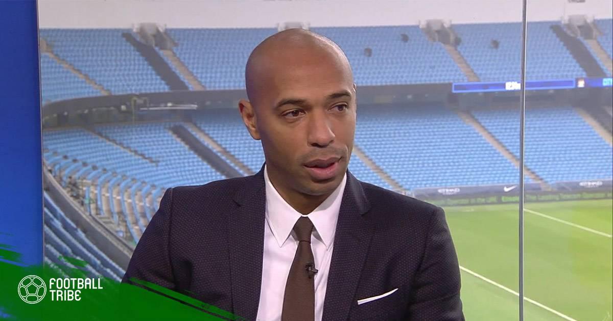 Henry chuẩn bị dẫn dắt đội bóng đầu tiên trong sự nghiệp