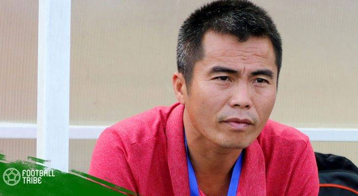 HLV của Hà Nội B tin vào tương lai tươi sáng cho bóng đá VN