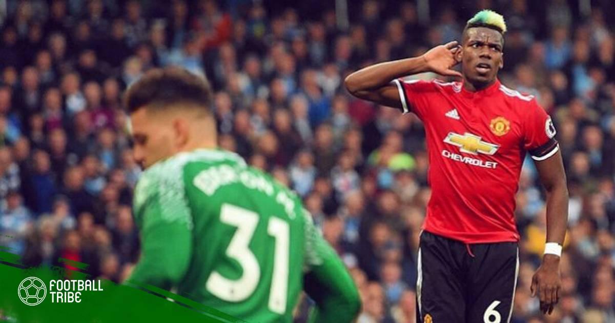 Hậu Derby Manchester: Những thống kê sau trận đấu