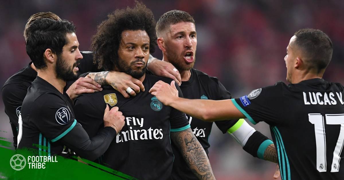 """Điểm tin Real Madrid 24/5: """"Marcelo là điểm yếu của Real Madrid"""""""