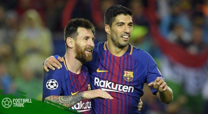 Sao Barcelona làm đại sứ chiến dịch đăng cai World Cup 2030