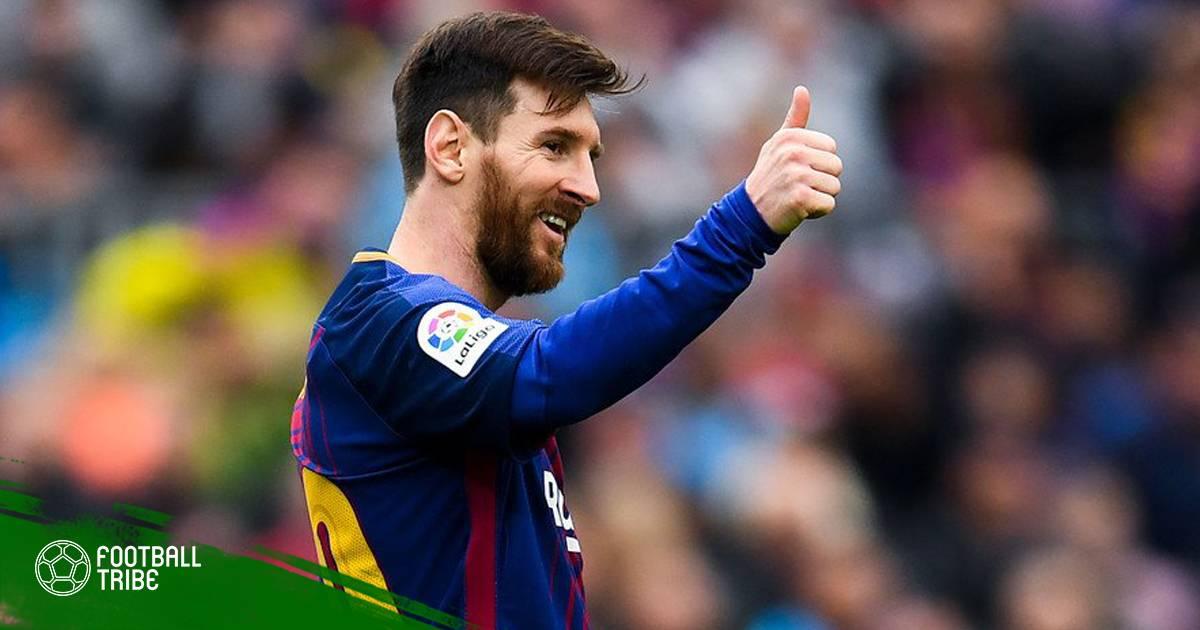Vượt mặt Ronaldo, Messi kiếm tiền giỏi nhất hành tinh