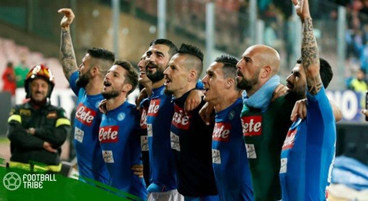"""Napoli trước thềm """"chung kết"""" Serie A: Không phải bây giờ thì bao giờ?"""